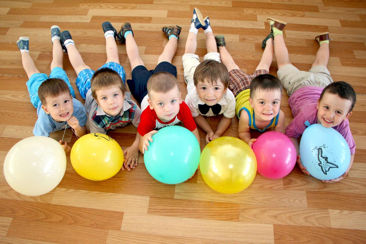 детских садов